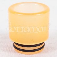 Lumineszierend 810er Drip Tip Typ 1 | Orange