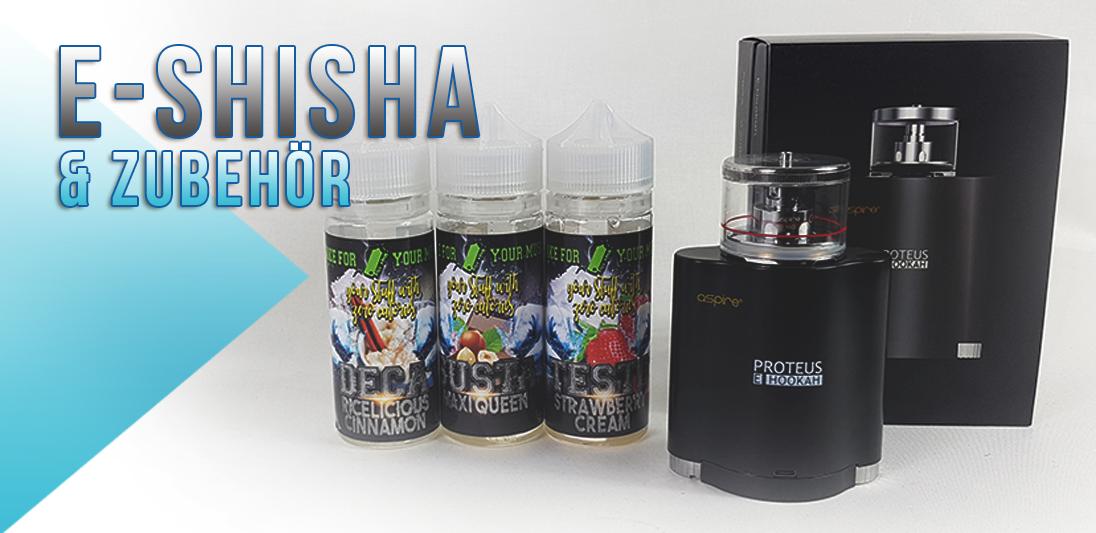 E-Zigaretten & E-Shishas